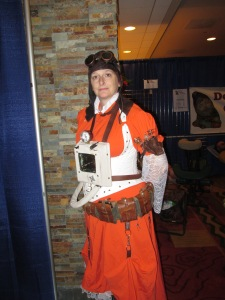 A Star Wars Rebel Steampunk Pilot