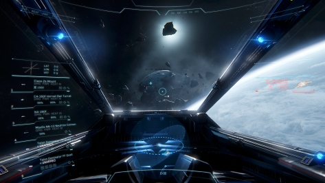 Star Citizen isn't even past the alpha stage yet, but it already looks incredible.