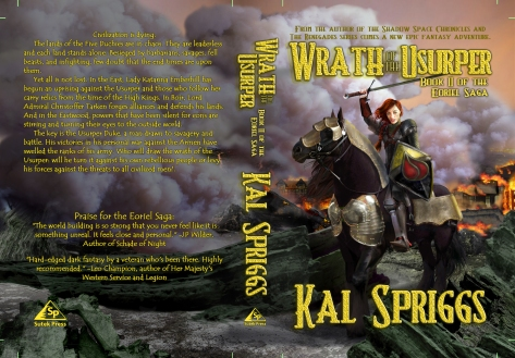 Wrath of the Usurper Full Book Wrap