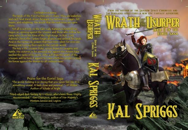 Wrath of the Usurper Full Book Wrap