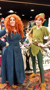 Costumes at Starfest