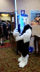 Eshka Jedi at Starfest