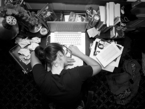 Taxes add more stress to your writing!
