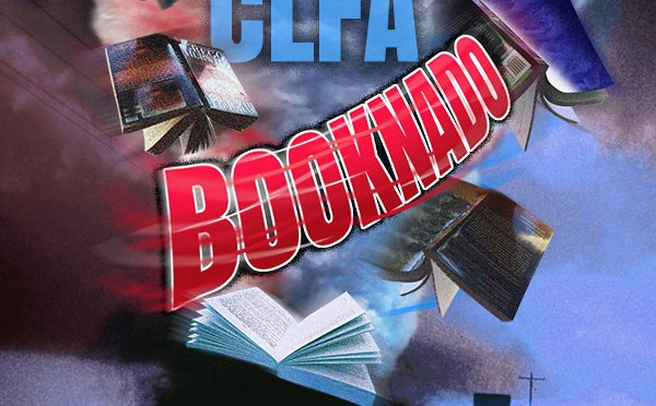 It's the November CLFA Booknado!