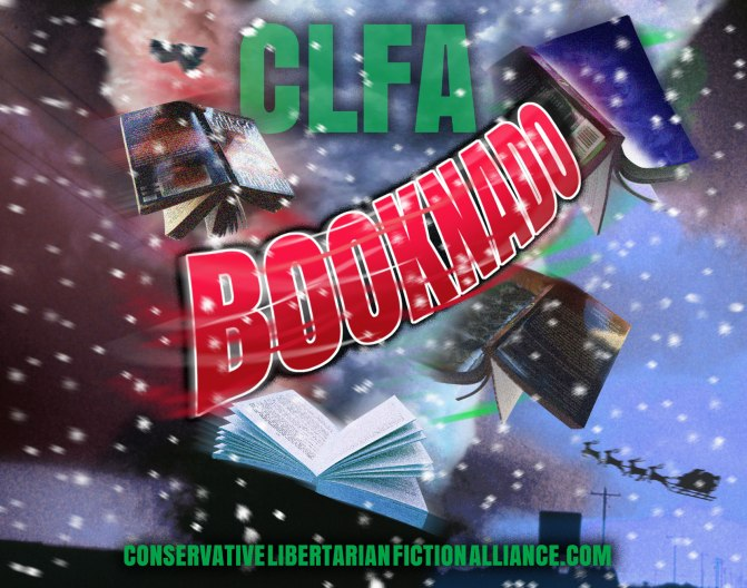 The CLFA December Booknado!