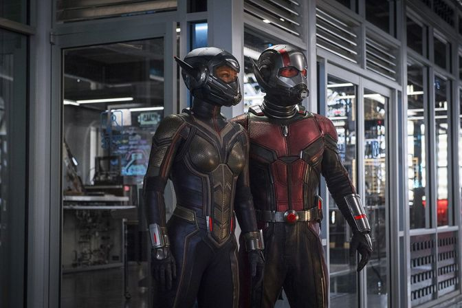 Movie Review: Ant Man and the Wasp
