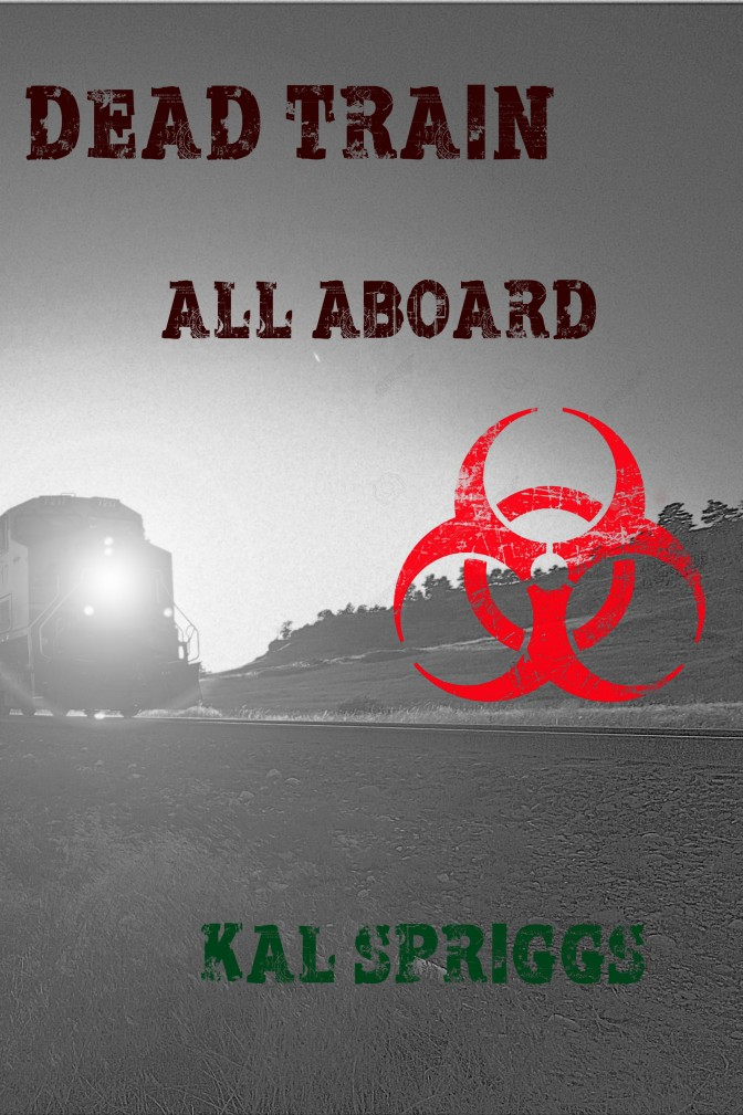 Dead Train: All Aboard Cover Reveal