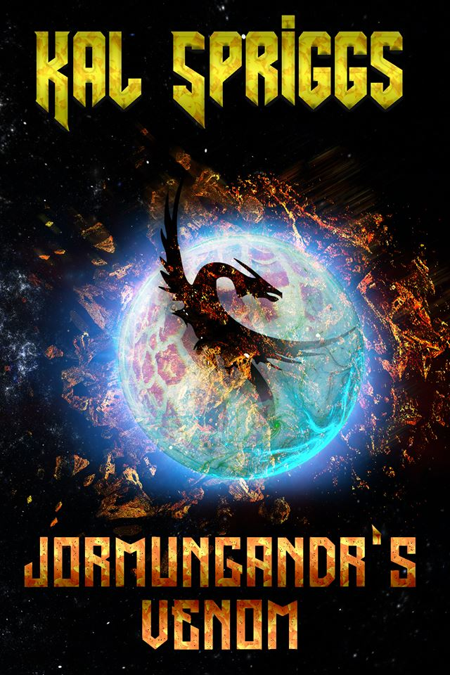 Coming Soon: Jormungandr's Venom (Fenris Book 3)
