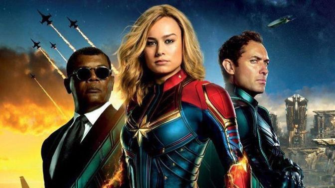 Paging Captain Marvel: Captain Marvel Movie Review (Spoiler-free)