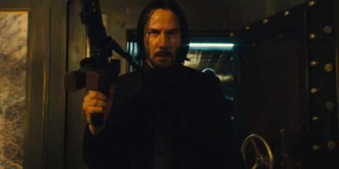 Guns, Lots of Guns: John Wick Parabellum Movie Review