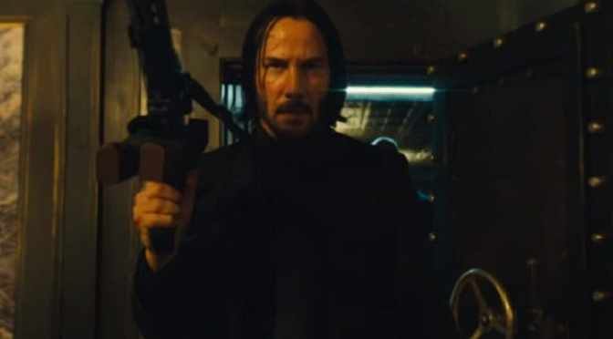 Guns, Lots of Guns: John Wick Parabellum Movie Review