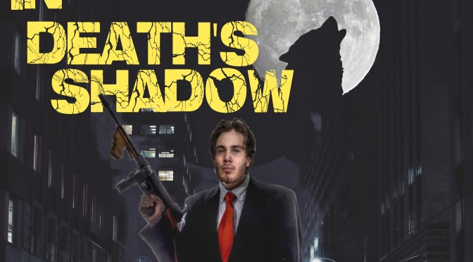 In Death's Shadow: Cover Reveal & Blurb